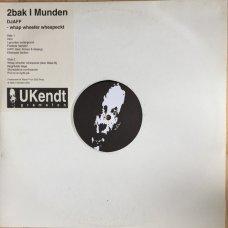 2bak i Munden - Djaff - Whap Wheefer Whespeckt, LP