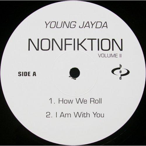 "Young Jayda - Nonfiktion Volume II, 12"", Sampler"