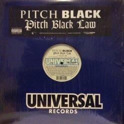 Pitch Black - Pitch Black Law, 2xLP
