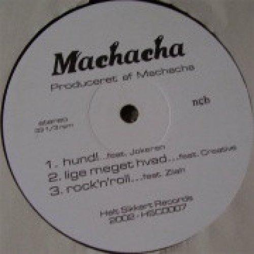 """Machacha - EP, 12"""", EP"""