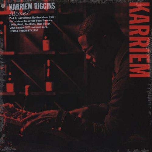 Karriem Riggins - Alone/, LP