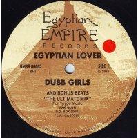 """Egyptian Lover - Dubb Girls, 12"""""""