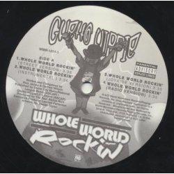 """Ghetto Hippie - Whole World Rockin', 12"""""""