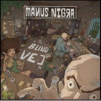 Manus Nigra - Blind Vej, LP