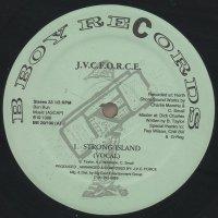 "J.V.C. F.O.R.C.E. - Strong Island, 12"", Repress"
