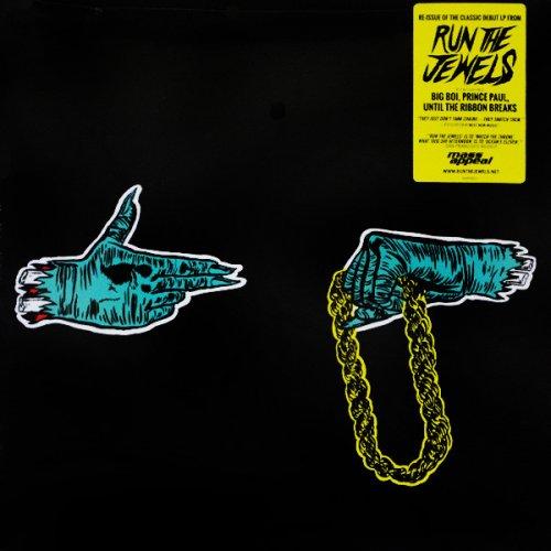 Run The Jewels - Run The Jewels, LP, Reissue, Repress