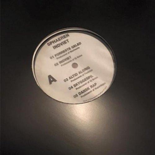 Sphaeren - Indviet, LP