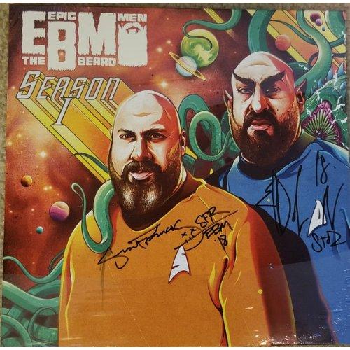 Epic Beard Men - Season 1, LP, EP