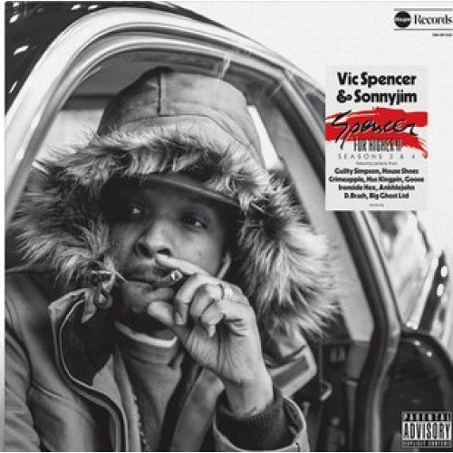 Vic Spencer & SonnyJim - Spencer For Higher II, LP