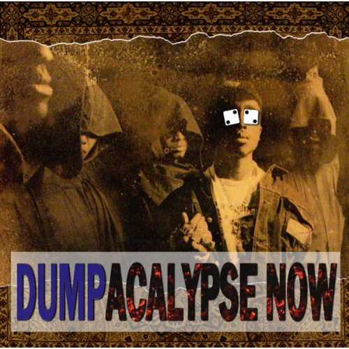 Left Lane Didon X Tha God Fahim - Dumpacalypse Now, LP