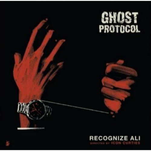 """Recognize Ali, Icon Curties - Ghost Protocol, 12"""", EP"""