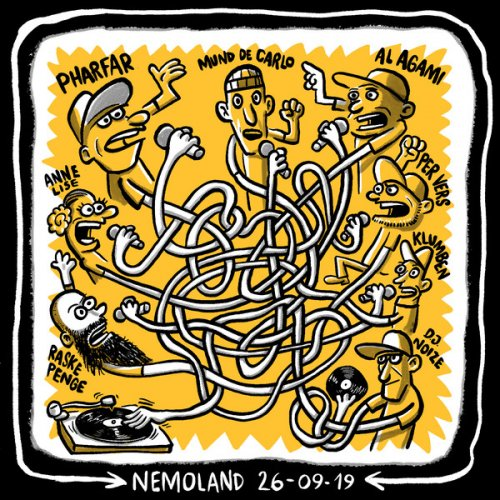 Various - Nemoland 26-09-19, LP