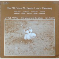 The Gil Evans Orchestra - Little Wing (Live In Germany), LP