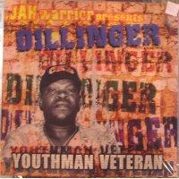 Jah Warrior Presents Dillinger - Youthman Veteran, LP