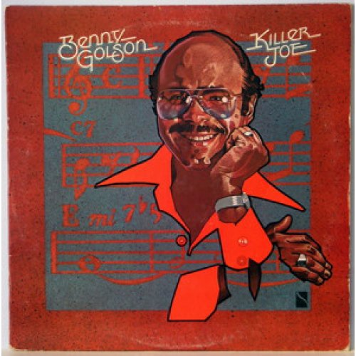 Benny Golson - Killer Joe, LP