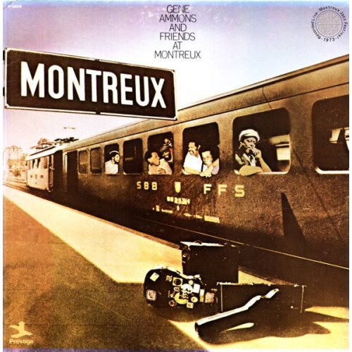 Gene Ammons - Gene Ammons And Friends At Montreux, LP