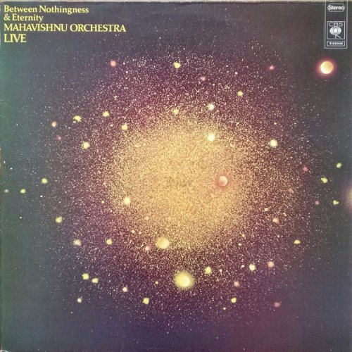 Mahavishnu Orchestra - Between Nothingness & Eternity, LP