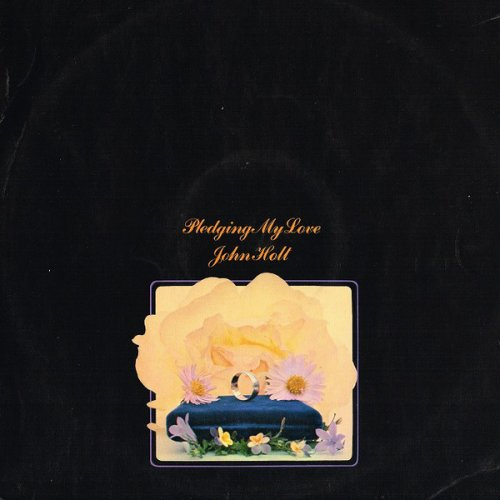 John Holt - Pledging My Love, LP