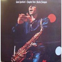 Gato Barbieri - Chapter Two: Hasta Siempre, LP, Promo