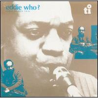 Eddie Harris Trio - Eddie Who?, LP