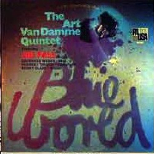 The Art Van Damme Quintet - Blue World, LP, Reissue