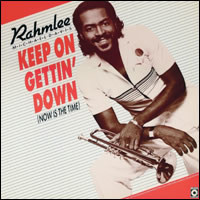 """Rahmlee - Keep On Gettin' Down (Now Is The Time), 12"""""""
