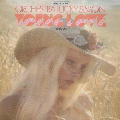 Orchestra Lucky Simon - Young Love, LP