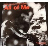 Eddie Lockjaw Davis Quartet - All Of Me, LP