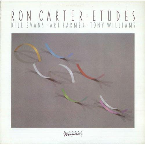 Ron Carter - Etudes, LP