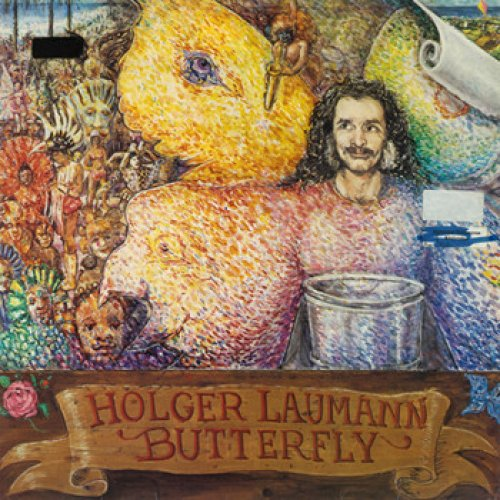 Holger Laumann - Butterfly, LP