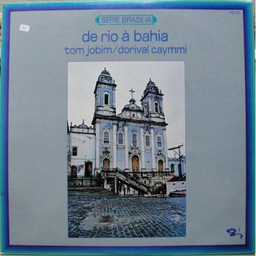 Tom Jobim / Dorival Caymmi - De Rio À Bahia, LP, Mono