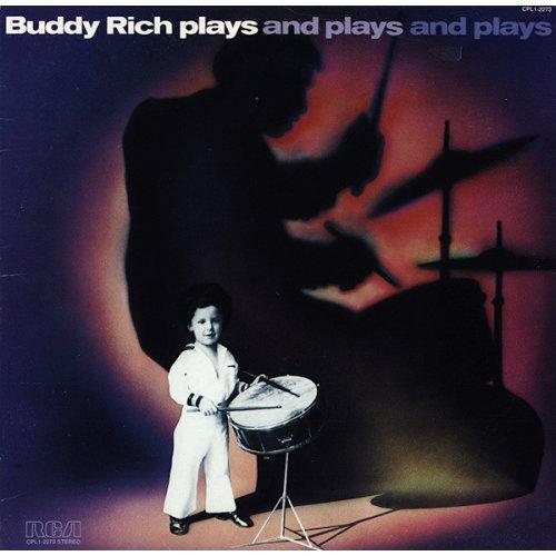 Buddy Rich - Buddy Rich Plays And Plays And Plays, LP