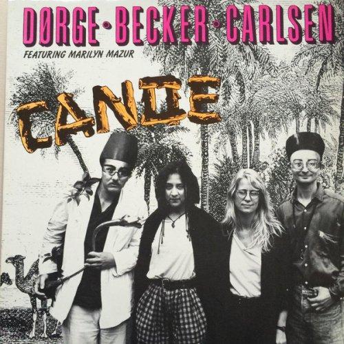 Dørge/Becker/Carlsen Featuring Marilyn Mazur - Canoe, LP