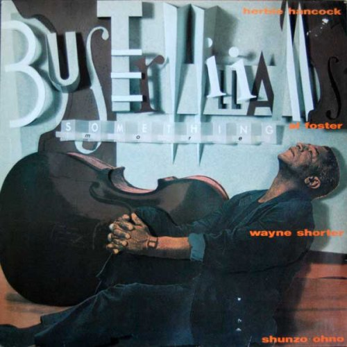 Buster Williams - Something More, LP