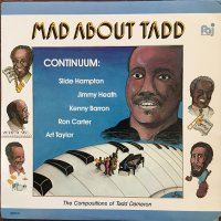 Continuum - Mad About Tadd, LP