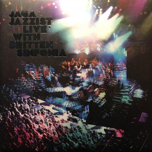 Jaga Jazzist Live With Britten Sinfonia - Jaga Jazzist Live With Britten Sinfonia, 2xLP