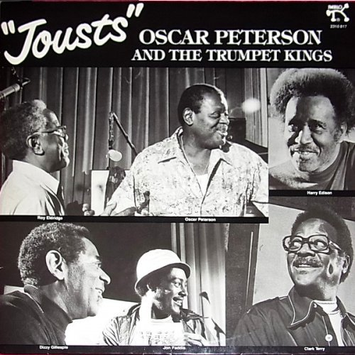 Oscar Peterson And The Trumpet Kings - Jousts, LP