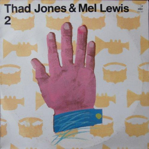 Thad Jones & Mel Lewis - Thad Jones & Mel Lewis 2, LP, Reissue