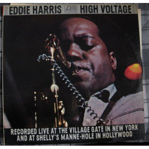 Eddie Harris - High Voltage, LP
