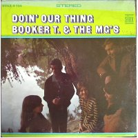 Booker T. & The MG's - Doin' Our Thing, LP
