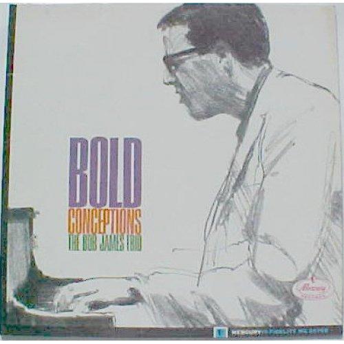 The Bob James Trio - Bold Conceptions, LP, Promo, Mono