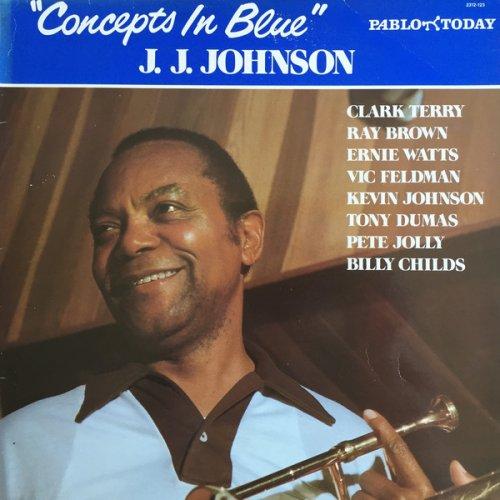 J.J. Johnson - Concepts In Blue, LP