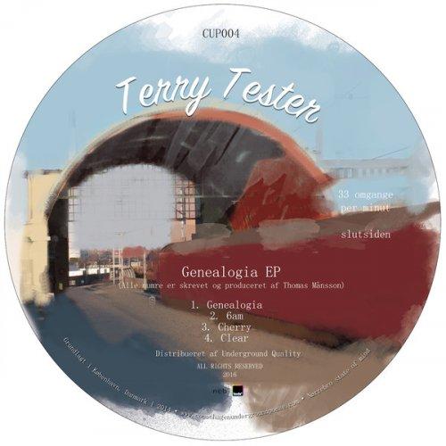 """Terry Tester - Genealogia, 12"""", EP"""