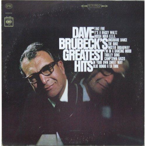 Dave Brubeck - Dave Brubeck's Greatest Hits, LP, Reissue