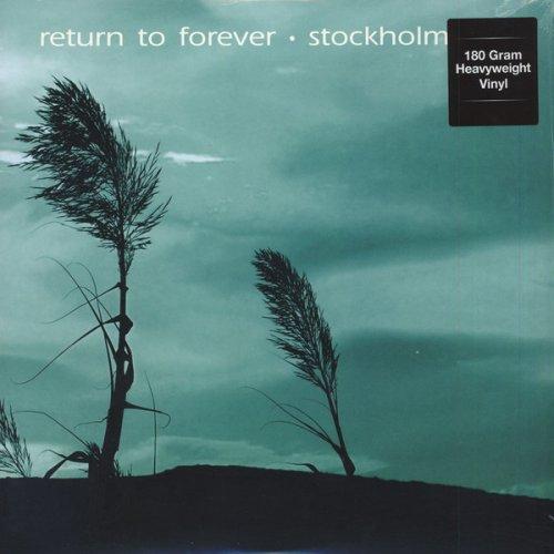 Return To Forever - Stockholm Live 1972-09-17, LP