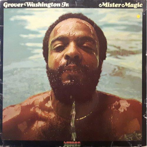 Grover Washington, Jr. - Mister Magic, LP