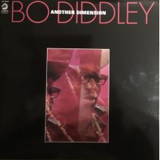 Bo Diddley - Another Dimension, LP, Reissue