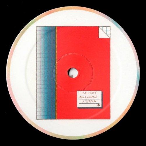 "JONGPADAWAN - Academia Special, 12"", EP"