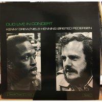 Kenny Drew / Niels-Henning Ørsted Pedersen - Duo Live In Concert, LP