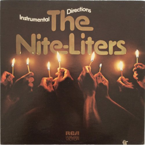 The Nite-Liters - Instrumental Directions, LP